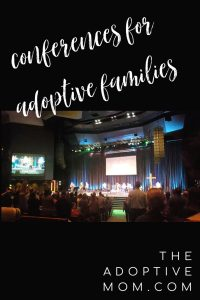conferences for adoptive families long pin